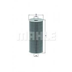 MAHLE Фильтр масляный, OX 143D