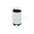 MAHLE Фильтр масляный, OX 350/4D