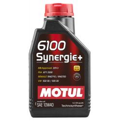 MOTUL 6100 Synergie+ 10W-40