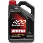MOTUL 4100 Multi Diesel 10W-40