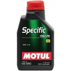 MOTUL Specific CNG/LPG 5W-40