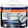 OSRAM Night Breaker Unlimited, H1