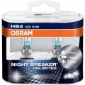 OSRAM Night Breaker Unlimited, HB4