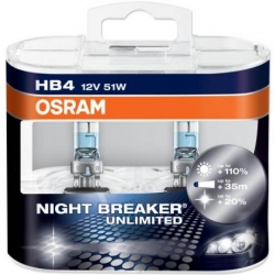 OSRAM Night Breaker Unlimited, HB4