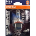 OSRAM Night Breaker Unlimited, H11