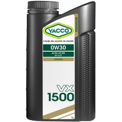 YACCO VX 1500 0W30