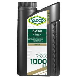 YACCO VX 1000 LL 5W40