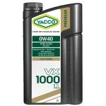 YACCO VX 1000 LL 0W40